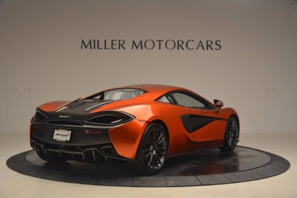 Used 2017 McLaren 570S for sale Sold at Maserati of Westport in Westport CT 06880 7