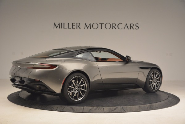 Used 2017 Aston Martin DB11 for sale Sold at Maserati of Westport in Westport CT 06880 8