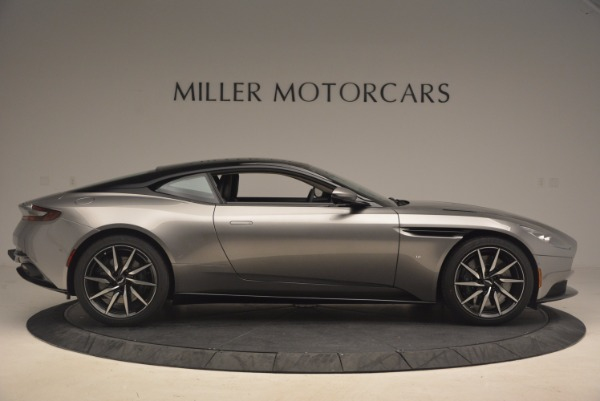 New 2017 Aston Martin DB11 for sale Sold at Maserati of Westport in Westport CT 06880 9