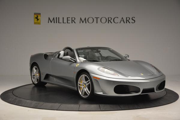 Used 2009 Ferrari F430 Spider F1 for sale Sold at Maserati of Westport in Westport CT 06880 11