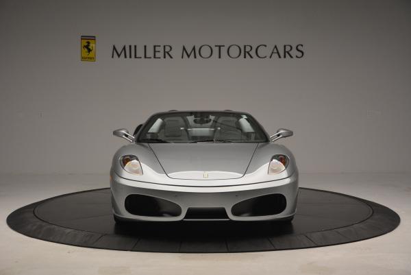 Used 2009 Ferrari F430 Spider F1 for sale Sold at Maserati of Westport in Westport CT 06880 12
