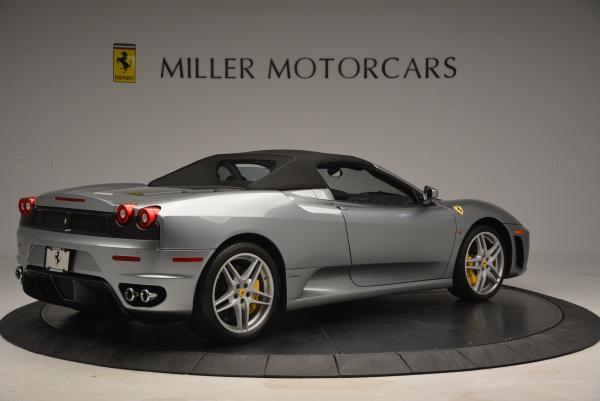 Used 2009 Ferrari F430 Spider F1 for sale Sold at Maserati of Westport in Westport CT 06880 20