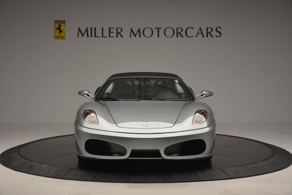 Used 2009 Ferrari F430 Spider F1 for sale Sold at Maserati of Westport in Westport CT 06880 24