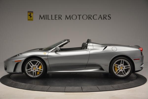 Used 2009 Ferrari F430 Spider F1 for sale Sold at Maserati of Westport in Westport CT 06880 3