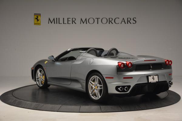 Used 2009 Ferrari F430 Spider F1 for sale Sold at Maserati of Westport in Westport CT 06880 5