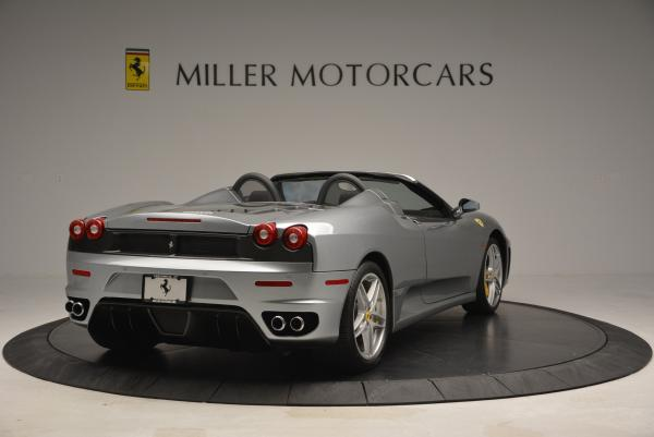 Used 2009 Ferrari F430 Spider F1 for sale Sold at Maserati of Westport in Westport CT 06880 7