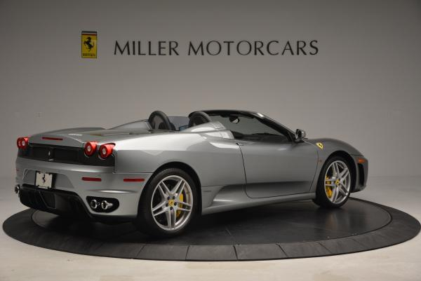 Used 2009 Ferrari F430 Spider F1 for sale Sold at Maserati of Westport in Westport CT 06880 8