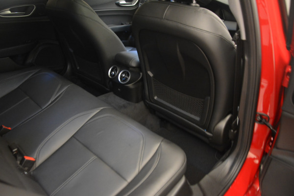 New 2017 Alfa Romeo Giulia Q4 for sale Sold at Maserati of Westport in Westport CT 06880 22