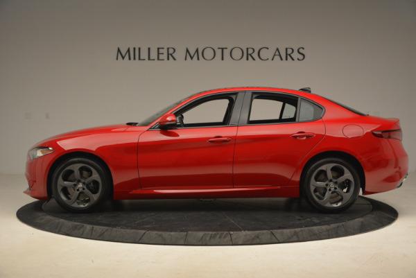 New 2017 Alfa Romeo Giulia Q4 for sale Sold at Maserati of Westport in Westport CT 06880 4