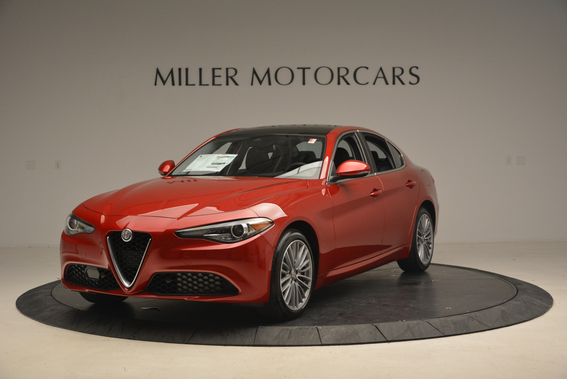 New 2017 Alfa Romeo Giulia Ti Q4 for sale Sold at Maserati of Westport in Westport CT 06880 1