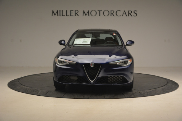 New 2017 Alfa Romeo Giulia Q4 for sale Sold at Maserati of Westport in Westport CT 06880 9