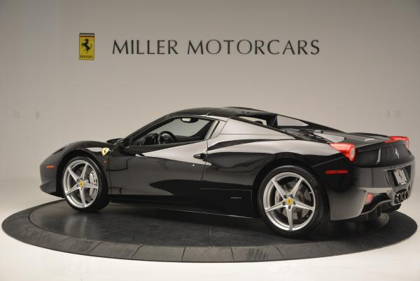 Used 2013 Ferrari 458 Spider for sale Sold at Maserati of Westport in Westport CT 06880 16