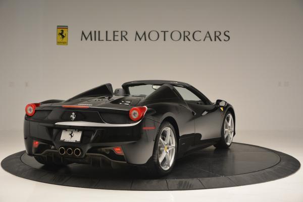 Used 2013 Ferrari 458 Spider for sale Sold at Maserati of Westport in Westport CT 06880 7