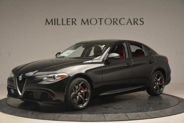 New 2017 Alfa Romeo Giulia Ti Q4 for sale Sold at Maserati of Westport in Westport CT 06880 2