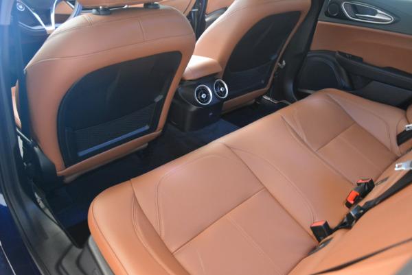 New 2017 Alfa Romeo Giulia Q4 for sale Sold at Maserati of Westport in Westport CT 06880 16