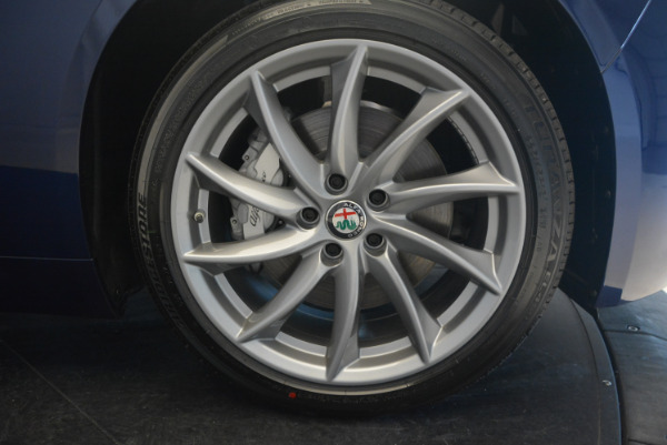 New 2017 Alfa Romeo Giulia Q4 for sale Sold at Maserati of Westport in Westport CT 06880 20