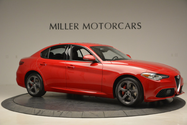New 2017 Alfa Romeo Giulia Sport Q4 for sale Sold at Maserati of Westport in Westport CT 06880 10