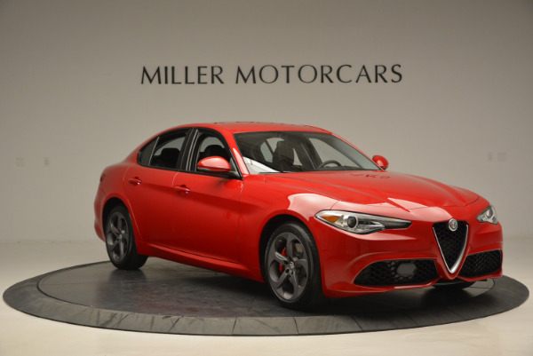 New 2017 Alfa Romeo Giulia Sport Q4 for sale Sold at Maserati of Westport in Westport CT 06880 11
