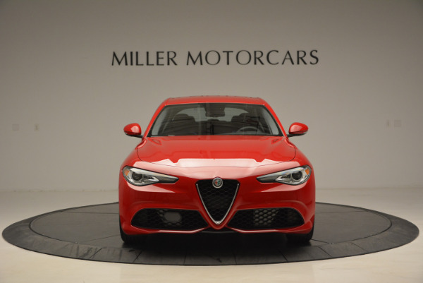 New 2017 Alfa Romeo Giulia Sport Q4 for sale Sold at Maserati of Westport in Westport CT 06880 12