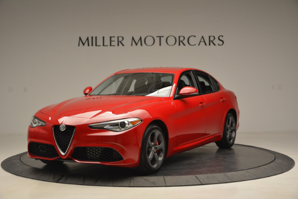 New 2017 Alfa Romeo Giulia Sport Q4 for sale Sold at Maserati of Westport in Westport CT 06880 1