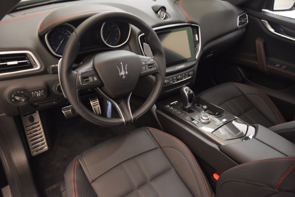 New 2017 Maserati Ghibli SQ4 S Q4 Nerissimo Edition for sale Sold at Maserati of Westport in Westport CT 06880 13