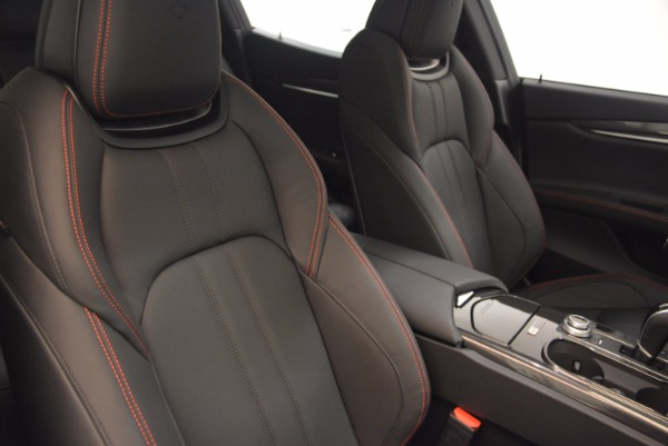 New 2017 Maserati Ghibli SQ4 S Q4 Nerissimo Edition for sale Sold at Maserati of Westport in Westport CT 06880 19
