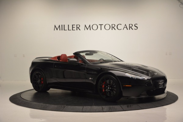 Used 2015 Aston Martin V12 Vantage S Roadster for sale Sold at Maserati of Westport in Westport CT 06880 10