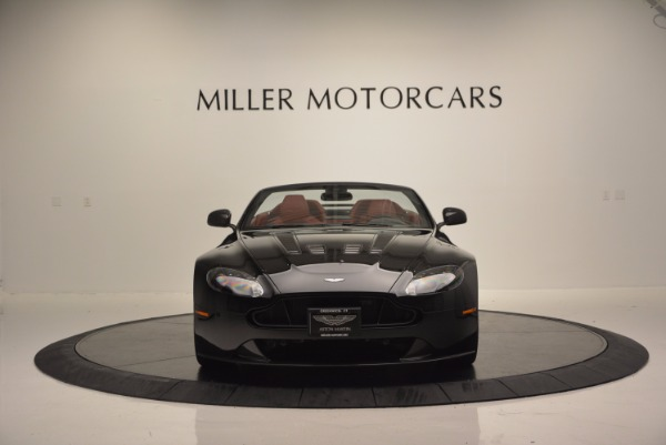 Used 2015 Aston Martin V12 Vantage S Roadster for sale Sold at Maserati of Westport in Westport CT 06880 12