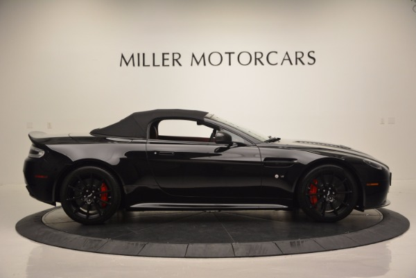 Used 2015 Aston Martin V12 Vantage S Roadster for sale Sold at Maserati of Westport in Westport CT 06880 15