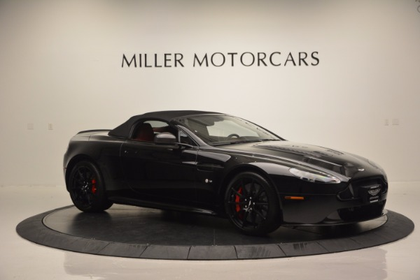 Used 2015 Aston Martin V12 Vantage S Roadster for sale Sold at Maserati of Westport in Westport CT 06880 16