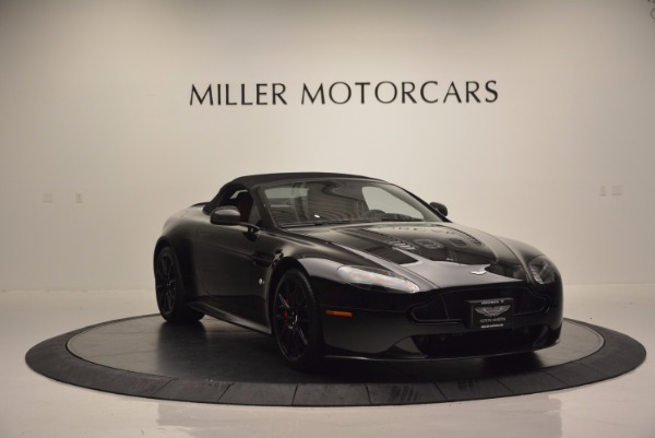 Used 2015 Aston Martin V12 Vantage S Roadster for sale Sold at Maserati of Westport in Westport CT 06880 17