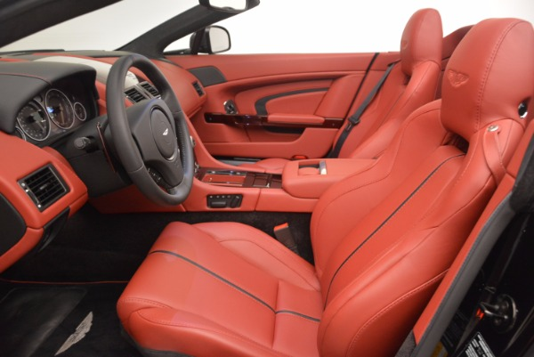Used 2015 Aston Martin V12 Vantage S Roadster for sale Sold at Maserati of Westport in Westport CT 06880 20