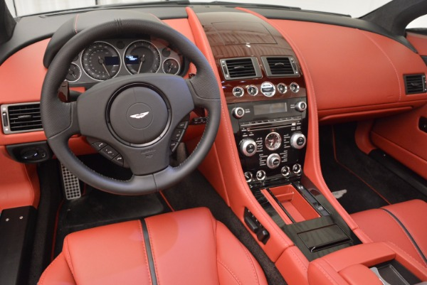 Used 2015 Aston Martin V12 Vantage S Roadster for sale Sold at Maserati of Westport in Westport CT 06880 21