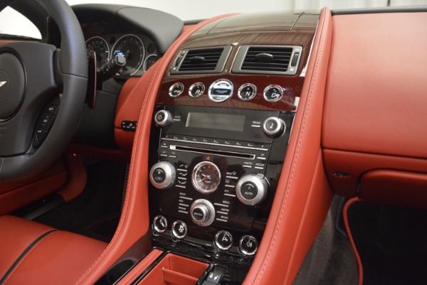 Used 2015 Aston Martin V12 Vantage S Roadster for sale Sold at Maserati of Westport in Westport CT 06880 25