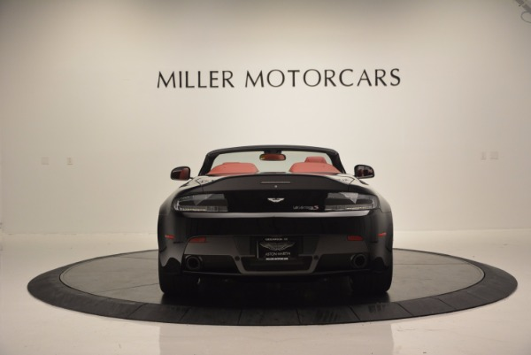 Used 2015 Aston Martin V12 Vantage S Roadster for sale Sold at Maserati of Westport in Westport CT 06880 6