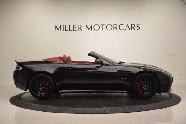 Used 2015 Aston Martin V12 Vantage S Roadster for sale Sold at Maserati of Westport in Westport CT 06880 9