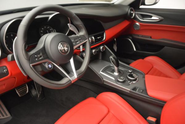 New 2017 Alfa Romeo Giulia Ti Q4 for sale Sold at Maserati of Westport in Westport CT 06880 15