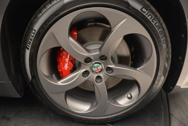 New 2017 Alfa Romeo Giulia Ti Q4 for sale Sold at Maserati of Westport in Westport CT 06880 25