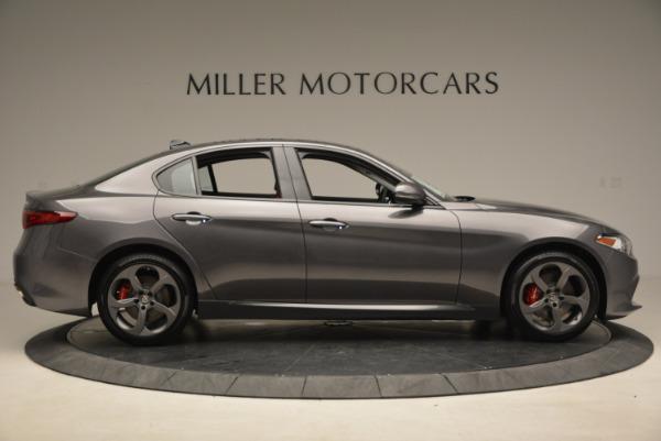 New 2017 Alfa Romeo Giulia Ti Q4 for sale Sold at Maserati of Westport in Westport CT 06880 9