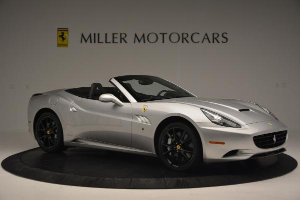 Used 2012 Ferrari California for sale Sold at Maserati of Westport in Westport CT 06880 10