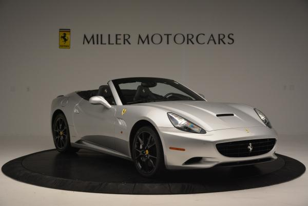 Used 2012 Ferrari California for sale Sold at Maserati of Westport in Westport CT 06880 11