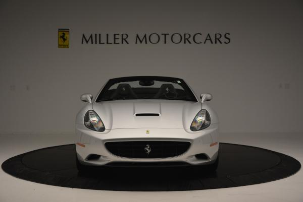 Used 2012 Ferrari California for sale Sold at Maserati of Westport in Westport CT 06880 12