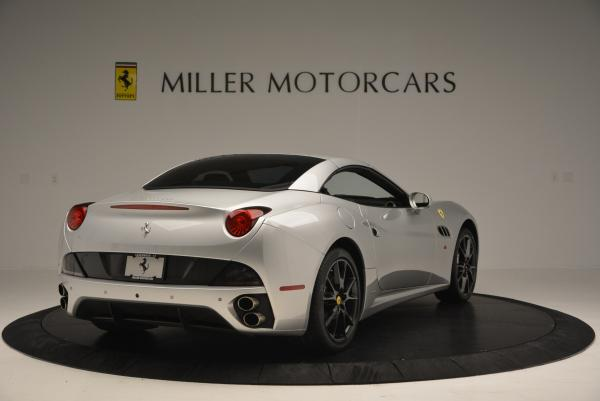 Used 2012 Ferrari California for sale Sold at Maserati of Westport in Westport CT 06880 19