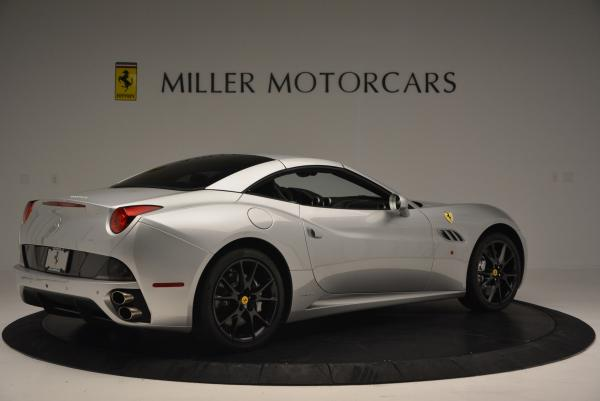 Used 2012 Ferrari California for sale Sold at Maserati of Westport in Westport CT 06880 20
