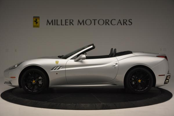 Used 2012 Ferrari California for sale Sold at Maserati of Westport in Westport CT 06880 3