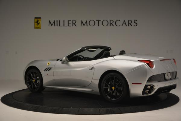 Used 2012 Ferrari California for sale Sold at Maserati of Westport in Westport CT 06880 4
