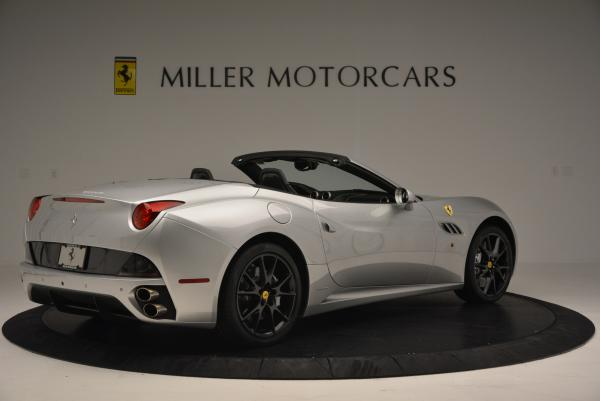 Used 2012 Ferrari California for sale Sold at Maserati of Westport in Westport CT 06880 8