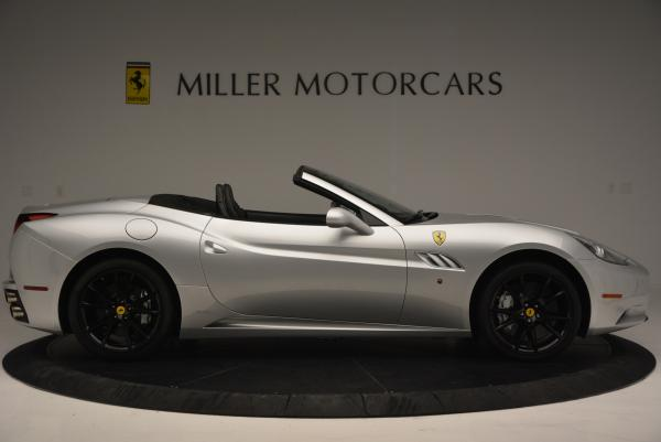 Used 2012 Ferrari California for sale Sold at Maserati of Westport in Westport CT 06880 9