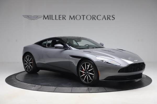 Used 2017 Aston Martin DB11 V12 for sale $149,900 at Maserati of Westport in Westport CT 06880 10