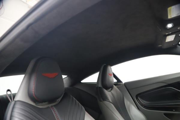 Used 2017 Aston Martin DB11 for sale $149,900 at Maserati of Westport in Westport CT 06880 21